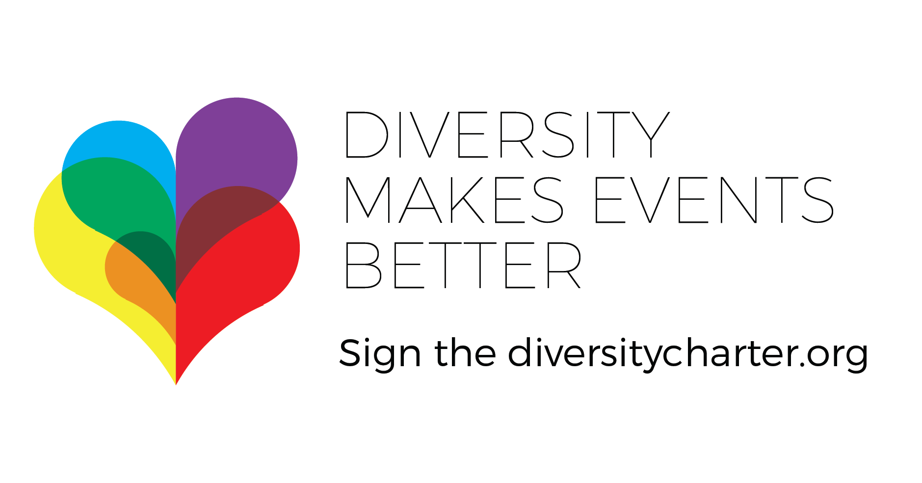 The Diversity Charter Diversity Makes Events Better